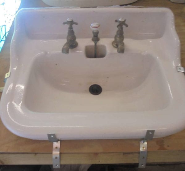 Reclaimed sinks archives authentic reclamation for Recycled bathroom sinks