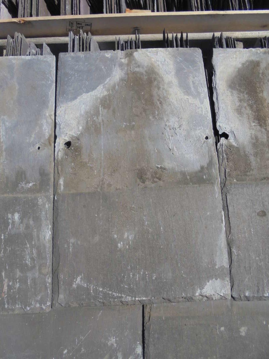 20 x 12 Reclaimed roofing slate