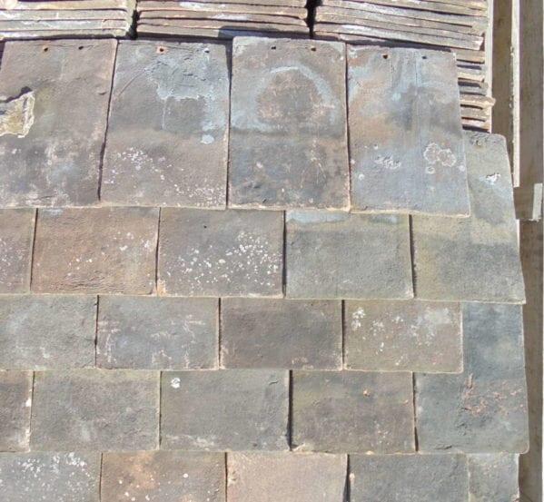 Reclaimed handmade peg tile
