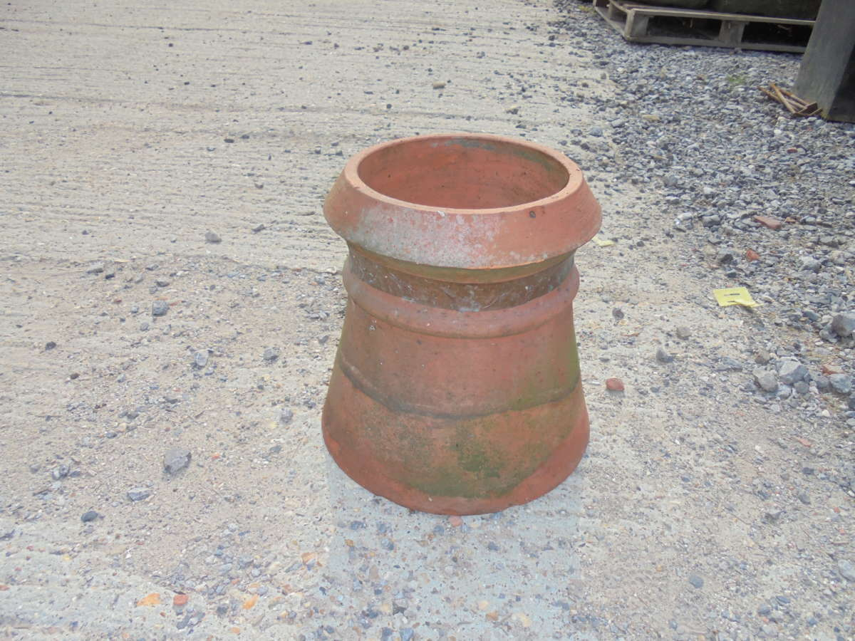 small chimney pots