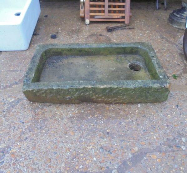 medium stone sink