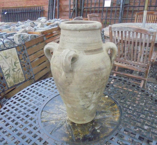 Small Reclaimed Clay Pot