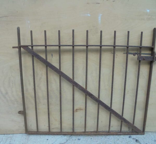 Reclaimed Wrought Iron Gates