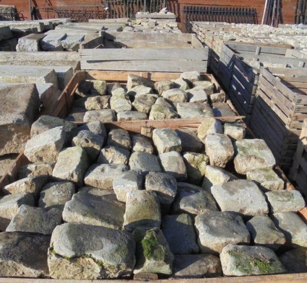 Reclaimed Rag Stone Cobbles