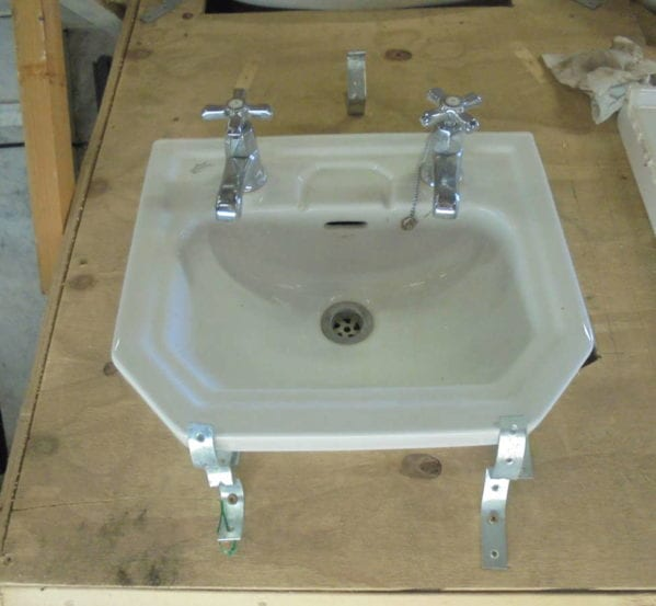 small ideal standard sink