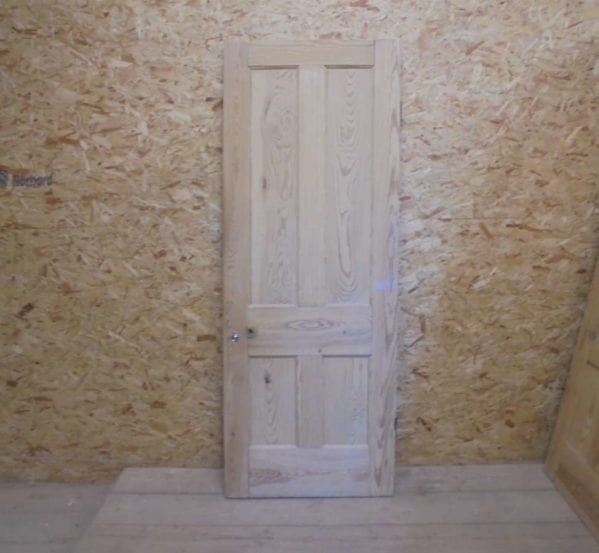 Reclaimed 4 Panel Door