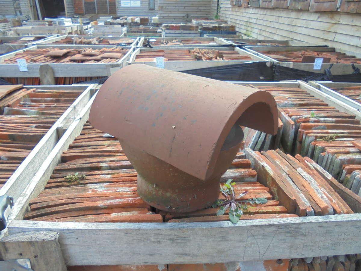 terracotta chimney cowl