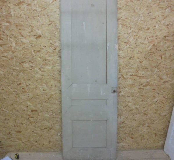 Beautiful Large 3 Panelled Feature Door