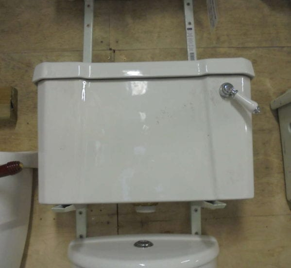 Reclaimed Toilet Cistern