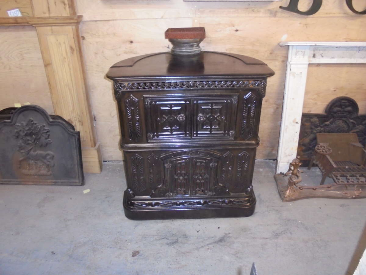 Antique Reclaimed Bread Oven