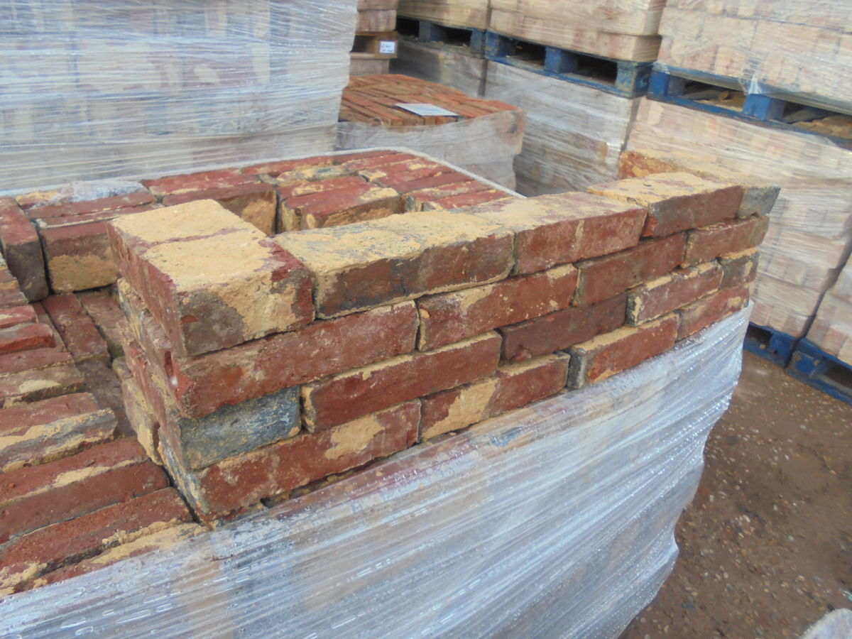 Napoleon Reclaimed Red Brick