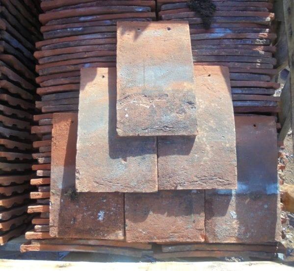 Reclaimed Peg Tiles
