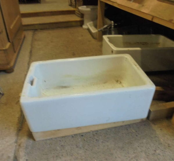 LARGE RECLAIMED BUTLER SINK