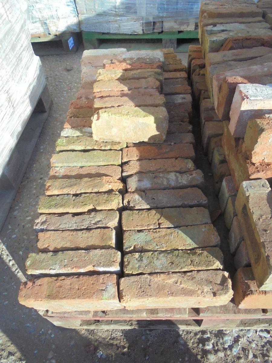 Reclaimed Tudor Bricks