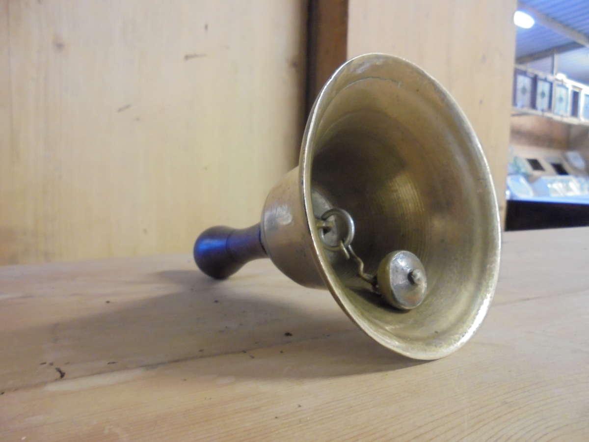 Wooden Handle Bell