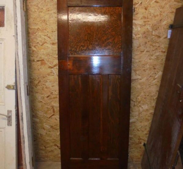 Tiger 39 s eye victorian 1 over 3 panel door authentic for 1 over 3 panel door
