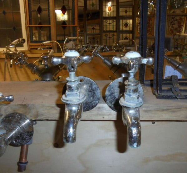 Antique Tap Reclaimed Pair