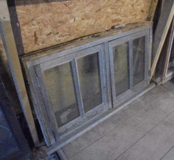 Oak Frame Window