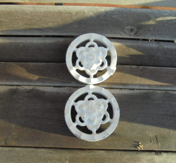 Railing Finials Pair