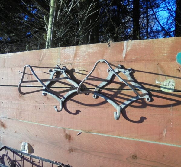 Reclaimed Harness Racks