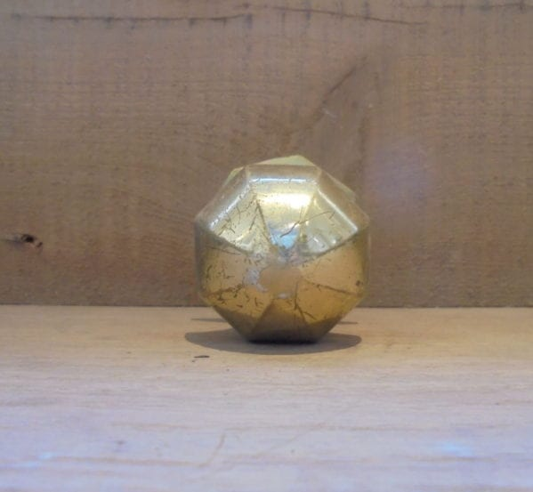 Rounded Octagonal Door Knob