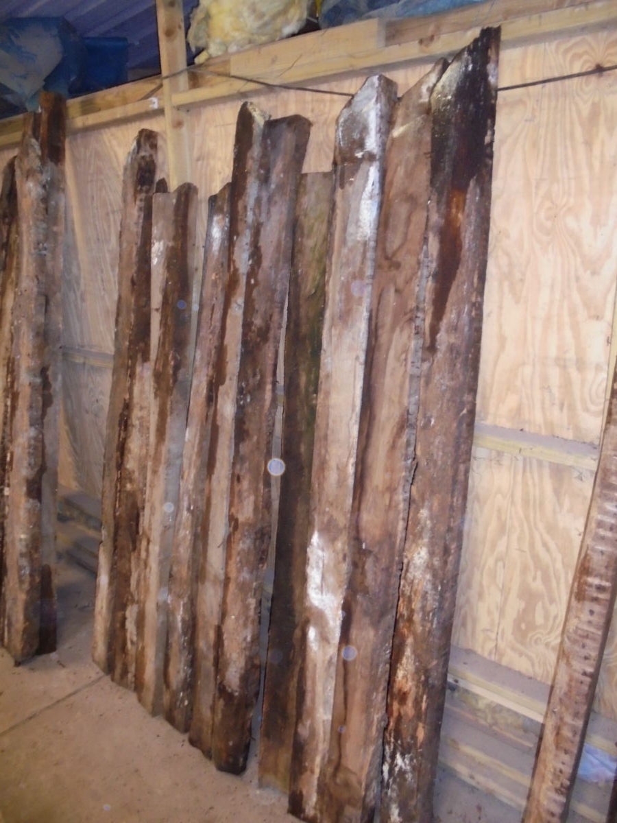 Reclaimed Oak Rafters Authentic Reclamation