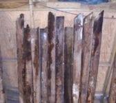 Reclaimed Oak Rafters