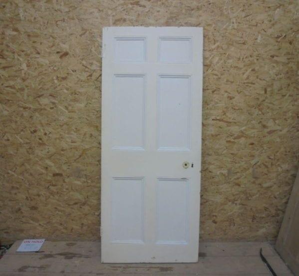 6 Panelled Painted Door