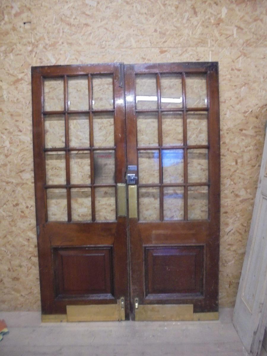 Knightsbridge Reclaimed Oak Double Doors