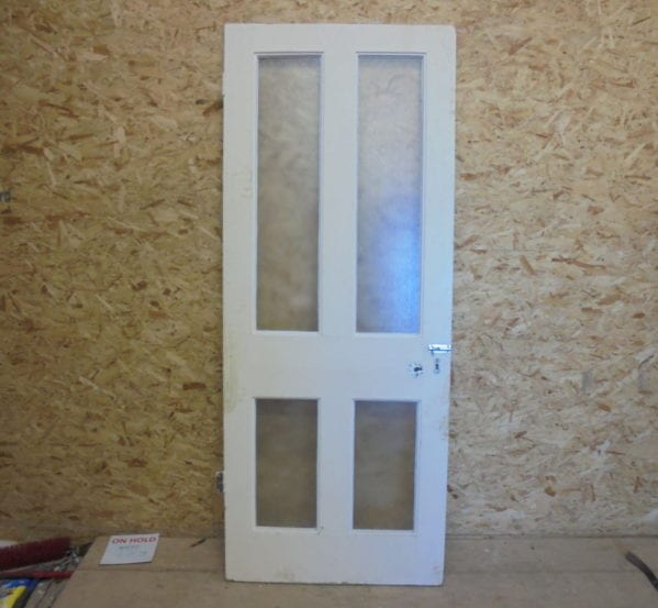 4 Panelled Glazed Door