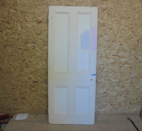 Quality 4 Panelled Door