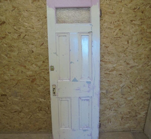 Retro 5 panelled Toilet Door