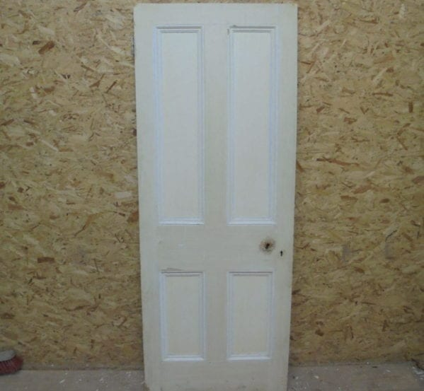 4 Panel Inlaid Door