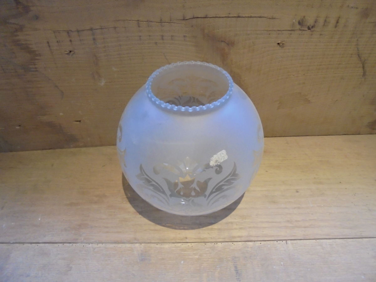 Decorative Frosted Glass Light Shade