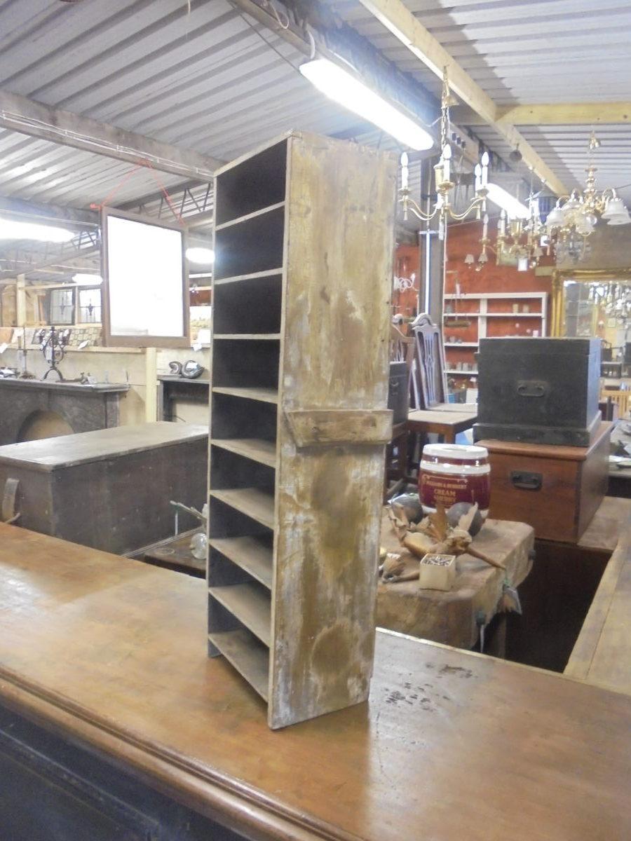 Wooden Shelving Stack