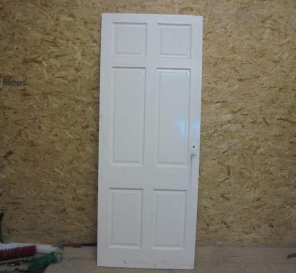 Trim White 6 Panelled Door