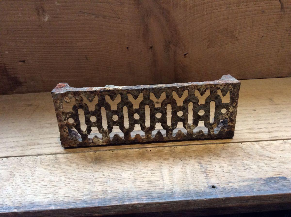 Cast Iron Reclaimed Air Brick