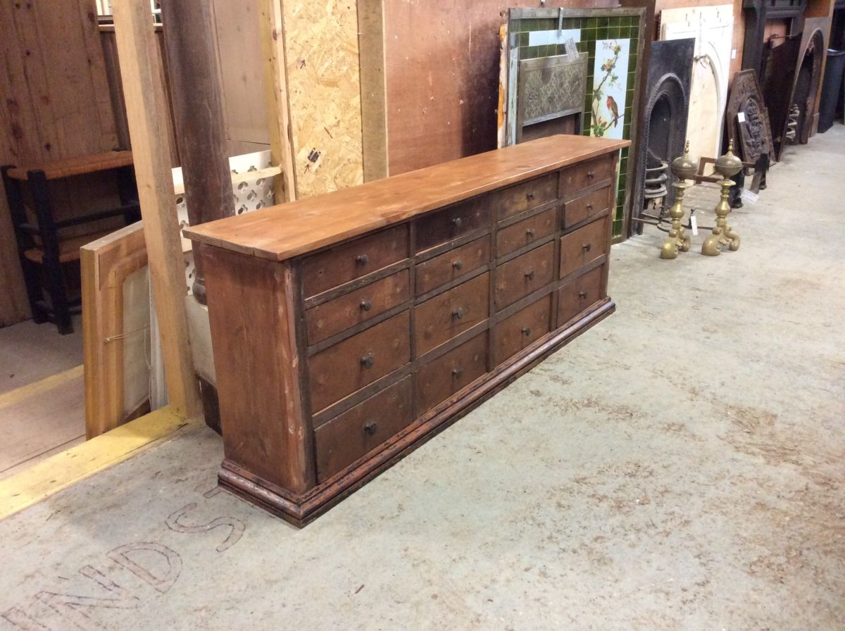 Upcycled Sideboard Unit