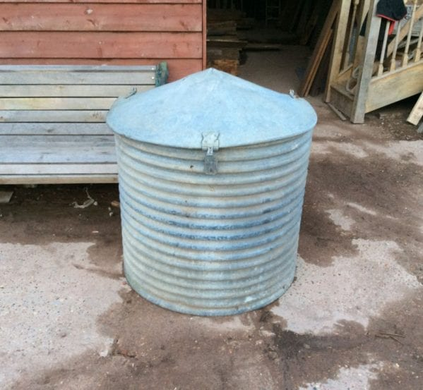 Large Corn Feed Bin