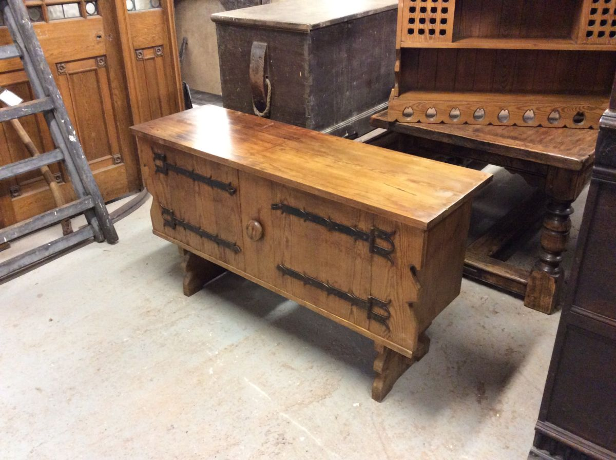 Solid Pine Sideboard Unit