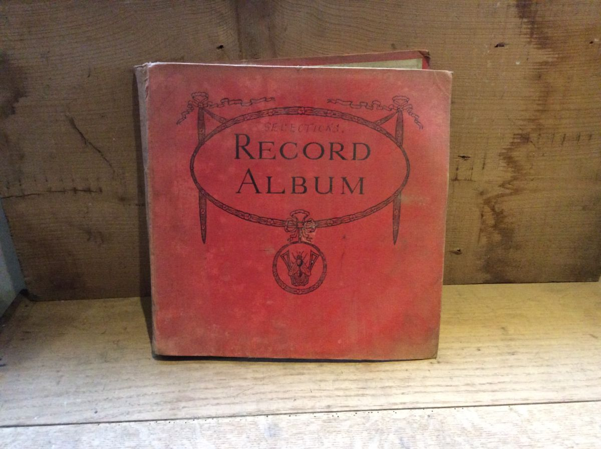 Record Album & Records