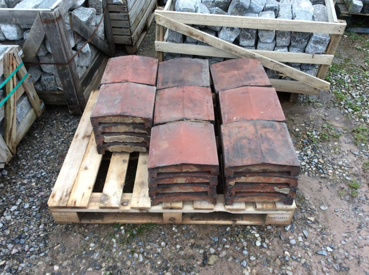 Terracotta Coping Bricks