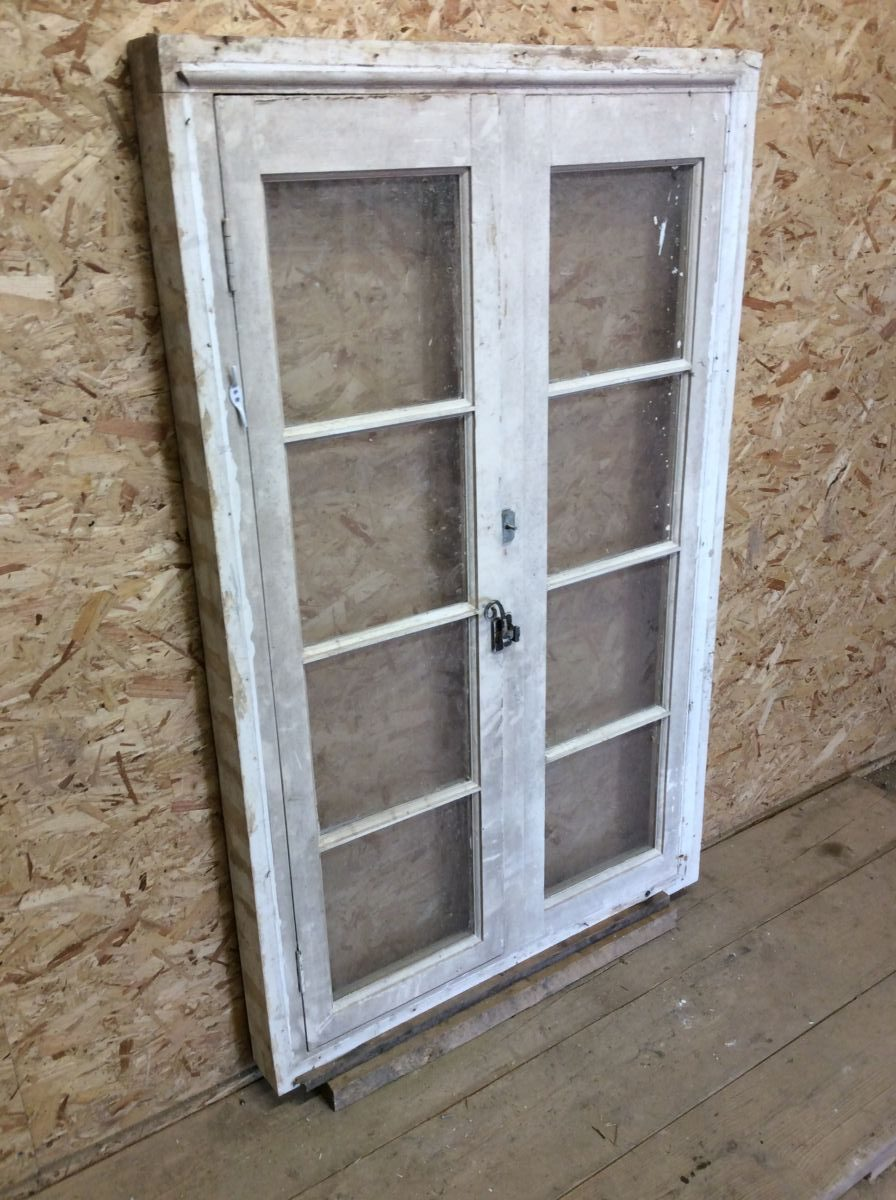 Single Opening Reclaimed Window Authentic Reclamation
