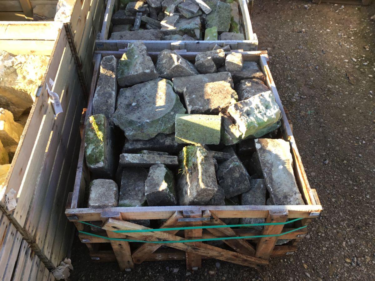 Rag Stone Walling