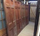 Oak 4 Bi-fold 6 Panelled Doors