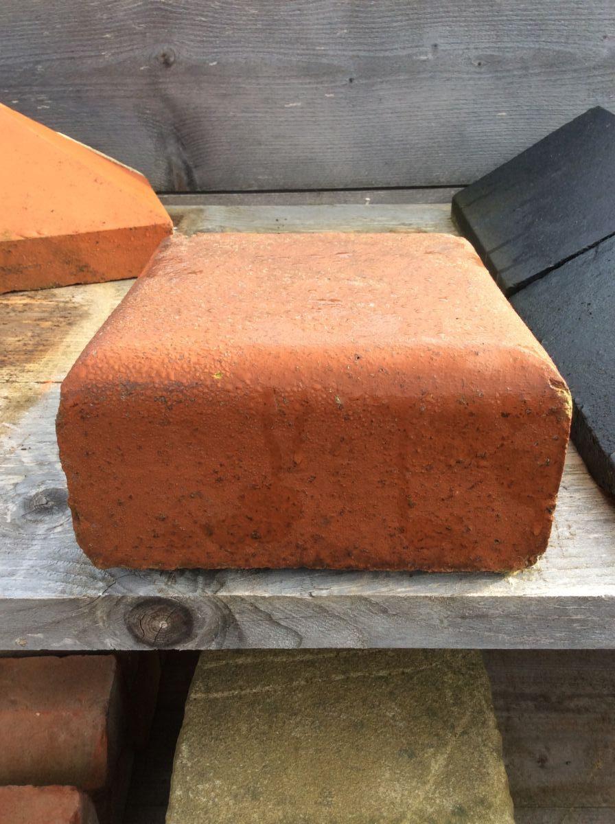 Reclaimed Square Coping Brick