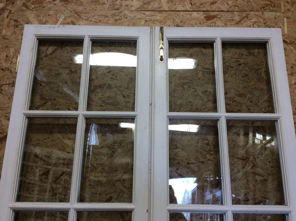Double Glazed Double Doors Authentic Reclamation