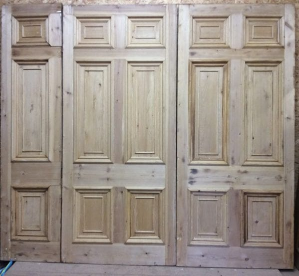 Grande Set of 6 Panelled Hotel Doors