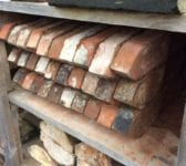 Reclaimed Handmade Squint Bricks