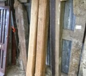 Reclaimed Decorative Oak Posts